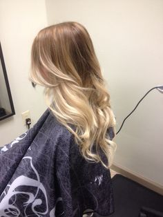 Lauren Conrad inspired ombre hair I did on my client. Lauren Conrad inspired ombre hair I did on my client. Hair Color Highlights, Ombre Hair Color, Blonde Ombre, Hair Color Balayage, Blonde Color, Cool Hair Color, Brown Hair Colors, Blonde Hair, Ombre Brown