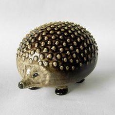 hedgehog ( Lisa Larson )