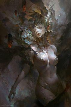 Concept Art by Guangjian Huang