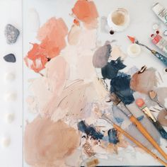 palette mess | Stella | VSCO Grid™