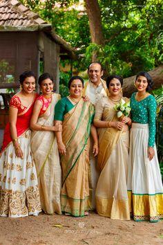 Drita photography is the best photography company with top professional candid wedding photographers,leading cinematographers based in Kerala,Kochi,Ernakulam. Set Saree, Half Saree Lehenga, Saree Gown, Lehanga Saree, Indian Lehenga, Silk Sarees, Christian Wedding Sarees, Saree Wedding, Christian Weddings