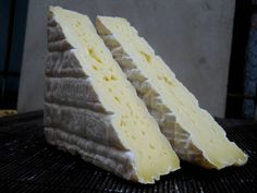 ✿ڿڰۣ Pont L'Eveque  is a French cheese and probably the oldest Norman cheese still in production. Pont-l'Évêque is an uncooked, unpressed cow's-milk cheese, square in shape with a central pâte that is soft and creamy. It has a smooth, fine texture, a pungent aroma and soft when pressed. It is generally ranked alongside Brie, Camembert, and Roquefort as one of the most popular cheeses in France.