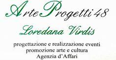 La ArteProgetti48 di Loredana Virdis mette a disposizione le sue conoscenze e le sue capacità per la progettazione e la realizzazione di eventi di qualsiasi tipologia...