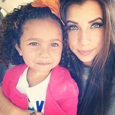 mother daughter beautiful!