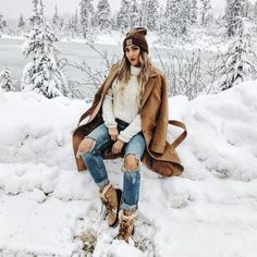 Winter Fashion Outfits 2020 – How can I look stylish in winter clothes? Winter Mode Outfits, Cold Weather Outfits, Winter Fashion Outfits, Autumn Winter Fashion, Fall Outfits, Fall Fashion, Winter Looks, Forever 21, Outfits Otoño