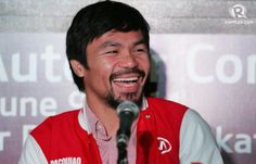 """Manny Pacquiao released his first album called """"Laban Nating Lahat Ito"""" under Star Records in 2006 which featured songs such as """"Para Sa'Yo Ang Laban Na 'To"""" Star Records, Manny Pacquiao, Amazing Facts, Fun Facts, Album, Songs, Boxing, Unbelievable Facts, Funny Facts"""