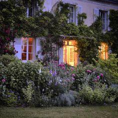 Sharon Santoni's beautiful home in Normandy