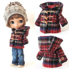 ** Blythe outfit ** Lucalily 223** : mahounote.