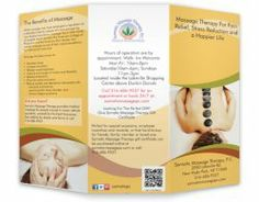 Somatic Massage Brochure