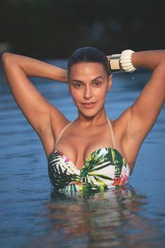 Neha Dhupia is an Indian actress and beauty queen who is predominantly known for her work in Hindi, Telugu and Malayalam language films. She was born in Kochi, Kerala in a Sikh family to an Indian Navy Commander. Indian Navy, Indian Girls, Hot Actresses, Indian Actresses, Hindi Actress, Indian Bollywood Actress, Indian Models, Bikini Photos, Hot Bikini