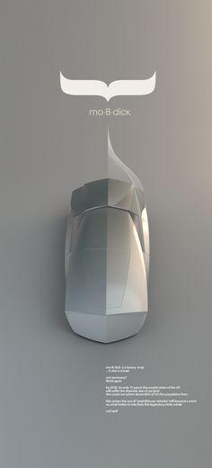 mo-B-dick Concept on Behance