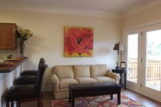 Check out the awesome living room space in the Greenbriars and Artisans in The Retreat!