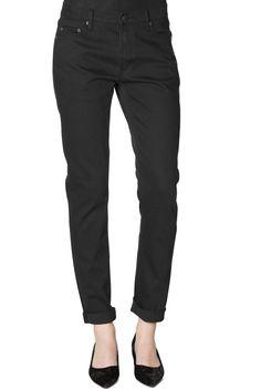 Common Rinse Black Jeans