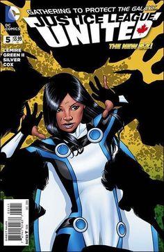 Justice League United #5 (December 2014, DC) - FVF