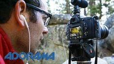 Basic DSLR Audio: Getting the Shot with Corey Rich