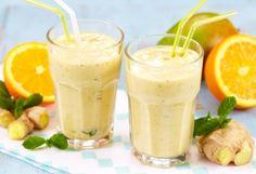Frisk vitaminsmoothie