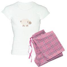 ac39243f32 Cute Wooly Lamb Pajamas on CafePress.com Cute Pajamas