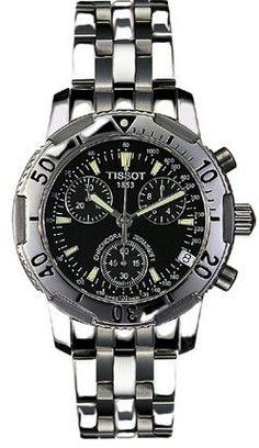 Tissot Men's T17148655 PRS200 Chronograph Watch. http://goo.gl/KxLLG