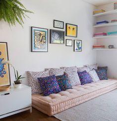 Colchão sofá