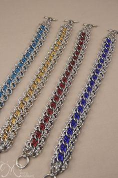 Aragon weave by Amy Leggett, The Metalmark