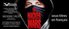 « The Hacker Wars » retrace les étapes qui nous mène des coins les plus troubles de l'Internet à l'ombre pesante de la censure jusqu'au spectre d'une condamnation à plus d'un siècle de prison.