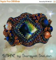 Hey, I found this really awesome Etsy listing at https://www.etsy.com/listing/265733642/easter-nebula-a-star-is-born-bead