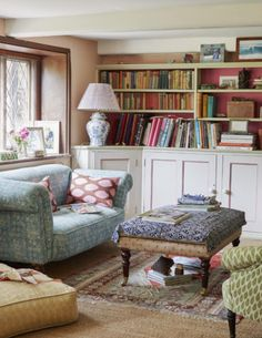 Molly Mahon's home photographed by Brent Darby for Country Living