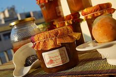 Mermelada de Claudias Lavanda y Miel Plums, lavender and honey homemade jam  Confiture Reine Claude Lavande Miel by Come Conmigo