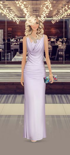 "Covet Fashion Game Event ""Dinner at Michelin Star Restaurant"""