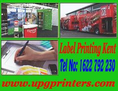 For more info only log on:  http://www.upgprinters.com/label-printing-kent.html