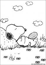 link to 43 peanuts coloring pages - Peanuts Characters Coloring Pages