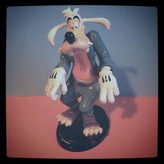 il mio eroe pippo - pipwolf - xmickey