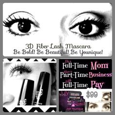 Free Shipping in July! Be a presenter and get your amazing Younique starter kit for only 99.00 total. Blushes, Concealers, loads of pigments, the amazing 3D Fiber Lash Mascara and a super cute Younique key chain. All In an adorable fancy makeup box with latch. www.youniqueproducts.com/alohagorgeous