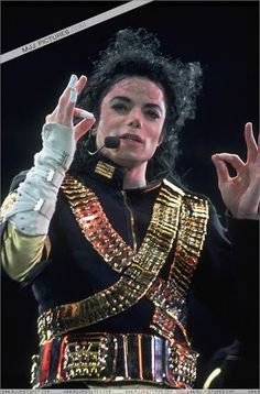 Michael Jackson: Dangerous World Tour