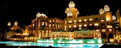 Sun City is a luxury resort and casino, situated in the North West Province of South Africa