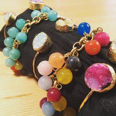 Neuer Schmuck jetzt in unserem Store #fashion #bijoux #schmuck #schön #elegant Fancy, Beaded Bracelets, Elegant, Jewelry, Instagram, Fashion, Schmuck, Nice Asses, Classy