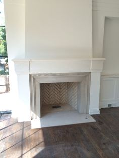 10 Amazing Simple Ideas: Old Fireplace Stove painted limestone fireplace.Painted Limestone Fireplace farmhouse fireplace with tv.Fireplace With Tv Exposed Beams. Fireplace Seating, Old Fireplace, Limestone Fireplace, Fireplace Remodel, Fireplace Surrounds, Fireplace Design, Fireplace Outdoor, Stucco Fireplace, Stone Mantel