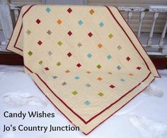 Candy Wishes Quilt