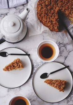 Den bedste drømmekage – Emily Salomon Sweet Tooth, Sweets, Breakfast, Tableware, Desserts, Blog, Scale, Kitchen, Morning Coffee