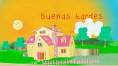 Spanish songs for kids: Children´s songs in Spanish on Rockalingua:  ¡Buenos días! Daily routines and greetings in Spanish. #Spanishchildrensongs #Spanishkidssongs #Spanishgreetings