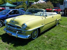 1954 Plymouth Belvedere Convertible  Maintenance/restoration of old/vintage vehicles: the material for new cogs/casters/gears/pads could be cast polyamide which I (Cast polyamide) can produce. My contact: tatjana.alic@windowslive.com