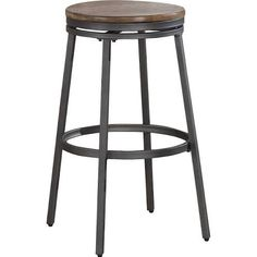 Swivel Backless Counter Stools