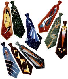 Cutter Cravats, 1951