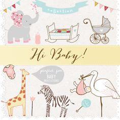 Hi Baby Graphics Collection