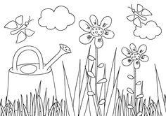Fleur Fleurs Coloriage Fleur Coloriages Fleurs Site Educatif Site