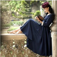 Vintage&Retro#Modest doesn't mean frumpy. www.ColleenHammond.com #style #fashion