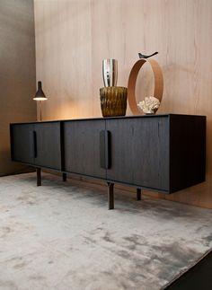 Ein Modernes, Edles Sideboard Von Al2. #Sideboard #modern #minimalistisch  #puristisch
