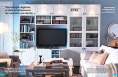 IKEA Besta Like this style doors. Replicate tower on right?