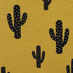 Cactus, Jersey di viscosa