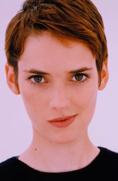 #FacialExpression #contempt  Winona Ryder's mouth says contempt, the eyes have a #SubtleExpression of humour